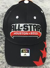 Adidas 2013 NBA Houston All-Star Basketball Navy Blue Sz S/M Fitted Hat Cap