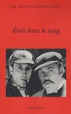 Sherlock Holmes.Ecrit dans le sang ( une etude en rouge ).CONAN DOYLE.CV10
