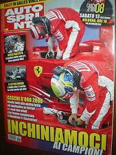 AutoSprint.Ferrari, Fernando Alonso & Kimi Raikkonen,Valentino Rossi,E.Mortara,i