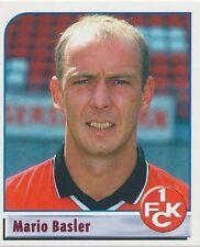N°240 MARIO BASLER DEUTSCHLAND FC.KAISERSLAUTERN STICKER PANINI BUNDESLIGA 2002