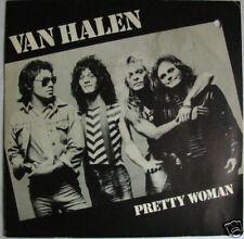 VAN HALEN (SP 45T)   PRETTY WOMAN