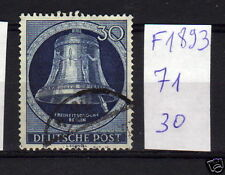 FRANCOBOLLI GERMANIA BERLINO USATI N°71 (F1893)
