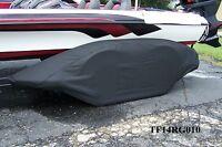 RANGER - BLK:Boat trailer fender/tire storage covers tandem fiberglass exact fit