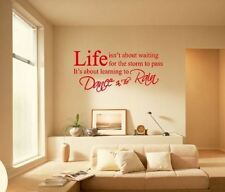 Home Office/Study Unbranded Words & Phrases Wall Stickers