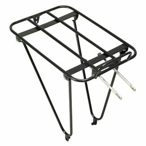 Minoura Gamoh King Rear Rack: Stylish and Practical Addition To Any Town Bike