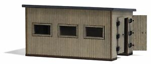Busch 12380 Engine Shed H0f # New Original Packaging #