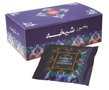Bukhoor Sheikha Tablet - Al Haramain Home/Office Incense - Amber, Saffron, Musk