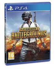 Playerunknown's Battlegrounds [PUBG] PS4 Game