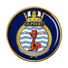 HMNZS Olphert, Royal New Zealand Navy Pin Badge