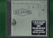 DEF LEPPARD - VALUT GREATEST HITS 1980-1995 CD NUOVO SIGILLATO