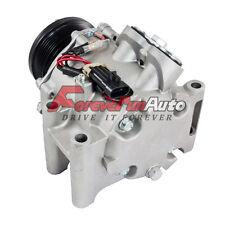 A/C Compressor & Clutch Fits Chevrolet, GMC, Isuzu Buick, Oldsmobile TRSA12