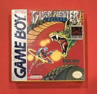 Burai Fighter Deluxe Gameboy Brand New SEE BELOW
