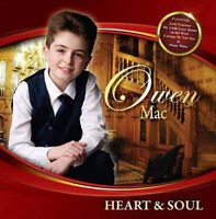 Owen Mac : Heart & Soul CD (2019) ***NEW*** Incredible Value and Free Shipping!