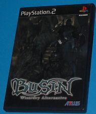 Busin Wizardry Alternatives - Sony Playstation 2 PS2 Japan - JAP