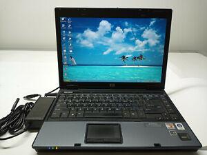 HP Compaq 6515b Laptop AMD Turion 64x2 1.60Ghz 896 Mb Ram 80Gb HDD No Battery