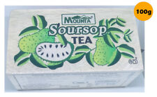 Pure flavoured Infusions SourSop tea,Loose Leaf,Black Natural Pure 100g