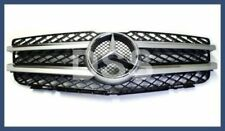 New Genuine Mercedes w204 Grille Assembly w/Center Grill Silver GLK250 GLK350