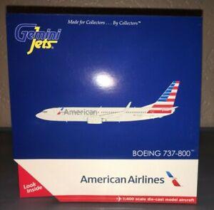 Gemini Jets American Airlines Boeing 737-800 - GJAAL1361 - 1/400
