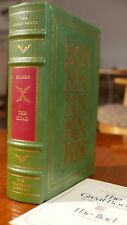 Franklin Library Great Books Western World Homer THE ILIAD  With Editors Notes