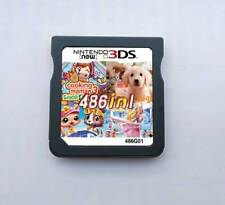 486 Games in 1 NDS Game Pack Card Super Combo Cartridge for DS 2DS New 3DS XL