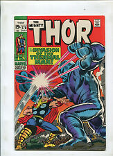 THOR #170 (7.0) 1ST THERMAL MAN!