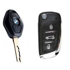 BMW FLIP KEY  e46, e39, e53 X5,X3 ews system Pcf7935 315 MHz Uncut