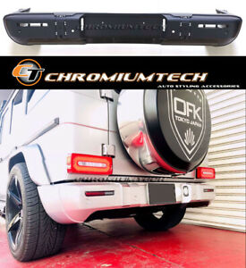 1986-2013 Mercedes W463 G Class AMG G55 G63 Style Rear Bumper NEW! JUST IN!