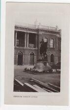 Chatham Gordon Statue Vintage RP Postcard 196b