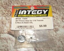 NEW TRAXXAS RC BY INTEGY 1/16 E REVO SLASH 26 TOOTH PINION GEAR T3476