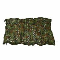 """1mx2m 39*78"""" Woodland Camouflage Camo Net Cover Hunting Shooting Camping Ar D4E3"""