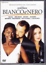 Dvd **BIANCO E NERO** con Fabio Volo Ambra Angiolini nuovo 2007