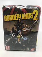 BORDERLANDS 2 DELUXE VAULT COLLECTORS 2012 PS3 Video Game PAL ULTRA RARE