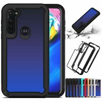 For Motorola Moto G Stylus Case Clear Shockproof Armor Hybrid Rugged Case Cover