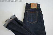 The Flat Head X Self Edge SE05BSP selvedge jeans Japan Denim size 28 x 39