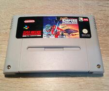 Super Nintendo SNES // Super Star Wars 2-The Empire Strikes Back // dt. PAL