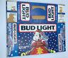 1987 Bud Light Beer Spuds MacKenzie Christmas 12 Pack Carton EUC
