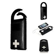 CTA Digital SmartPhone Outdoor Hook-On Traveler External Battery Pack Charger