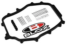 "BLOX 5/8"" Thermo Intake Manifold Plenum Spacer Fits Nissan 03-05 350Z & G35 VQ35"