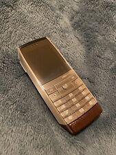 Tag Heuer Meridiist 1 - Brown Alligator Cellphone (Unlocked)