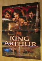 Filmplakat : King Arthur ( Clive Owens , Keira Knightley )
