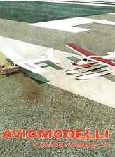 MODELLISMO AEREO Catalogo Modellismo AVIOMODELLI 23 1971 - DVD