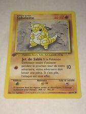 Carte Pokémon Machopeur 34//102 Set De Base Wizards Édition 1 FR