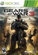 Gears of War 3 Xbox 360 - Digital Code [XBOX] [UK EU US] [Global]