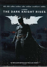 DOUBLE DVD THE DARK KNIGHT RISES / CHRISTOPHER NOLAN / BATMAN / ED. COLLECTOR