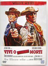 Dvd Vivi o preferibilmente morti (Wild West) di Duccio Tessari 1969 Usato