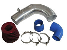 """4"""" Supercharger Intake Pipe Filter For 87-93 5.0 Ford Mustang Vortech V3 SC-blue"""