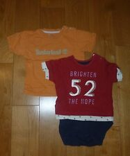 Baby Boy Timberland T-shirt & Short-sleeve Body suit - 12 months / 80cm