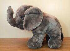 """Large Baby Elephant Plush Trunk Up 24"""""""