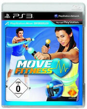 Move Fitness (Sony PlayStation 3, 2011) Gut