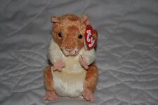 Pellet the TY Beanie Baby, original size, no damage to him or his tag.